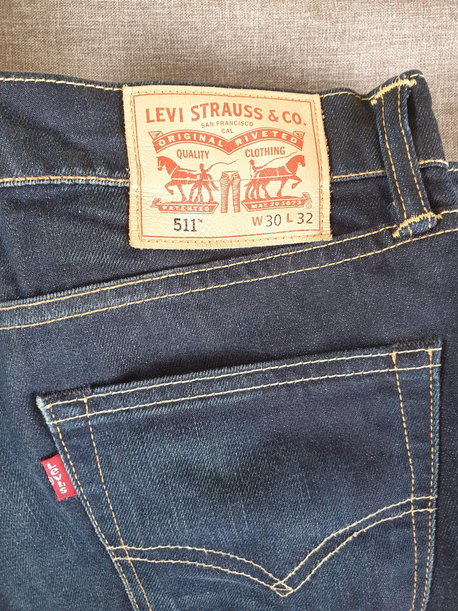 Levis 511 W 30L 32 (ny og aldri brukt)   FINN.no
