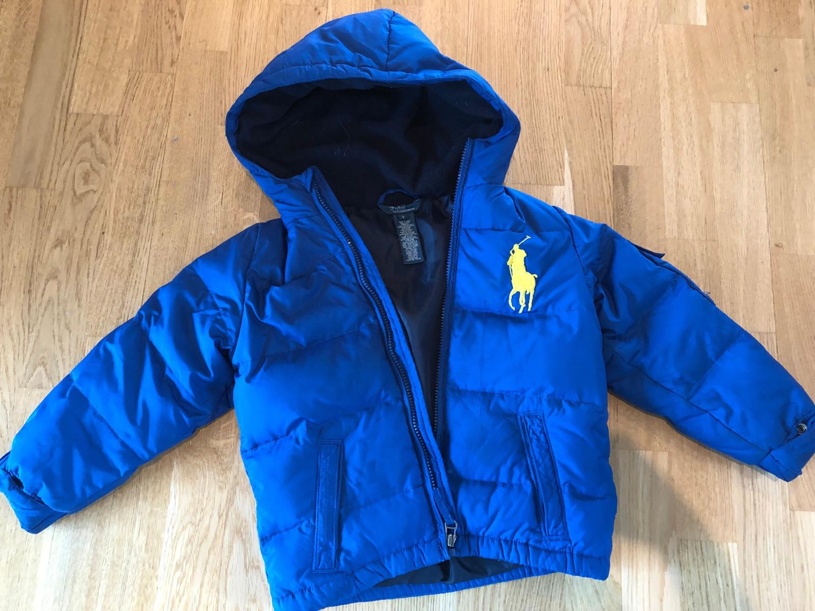17325cd7 Polo by Ralph Lauren vinterjakke str 5 år selges kr 250,- (SOLGT) (1/20)