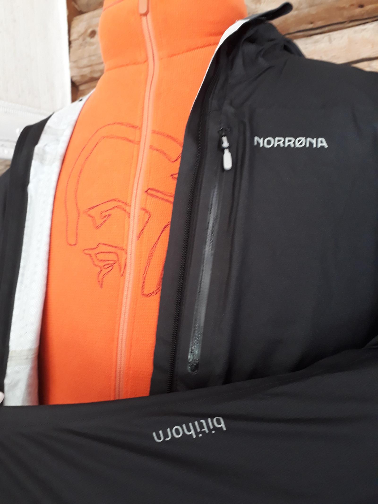 e76b7c5f Norrøna jakke - norrøna bitihorn dri1 jakke str xxl   FINN.no