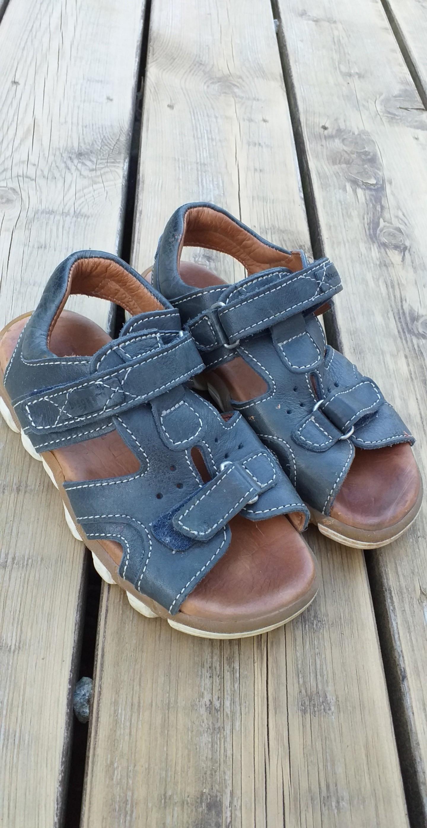 afaffe50bf9 Bisgaard Sport sandaler str 29- kr 200 | FINN.no