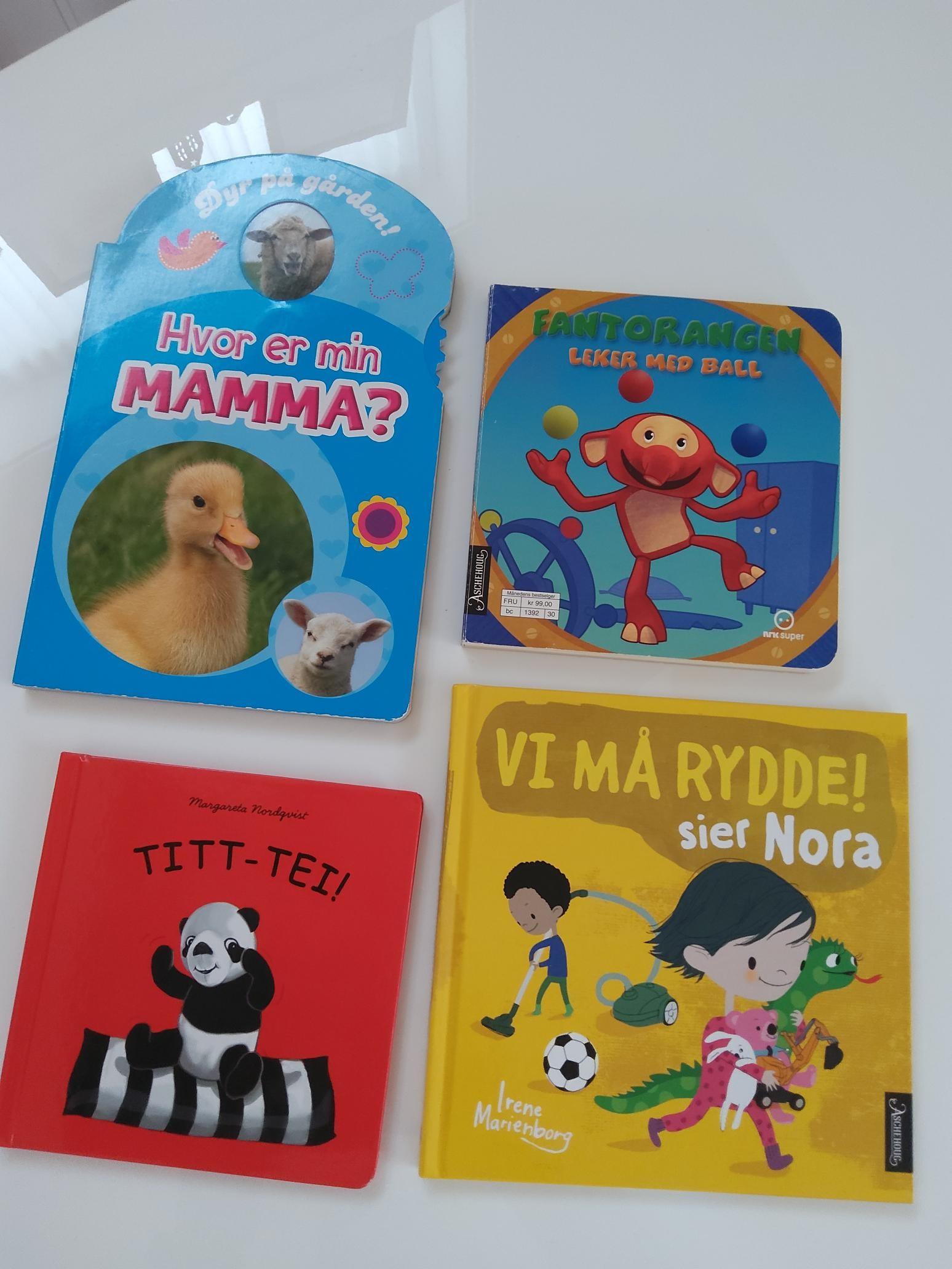 49da1cb2 Barnebøker | FINN.no