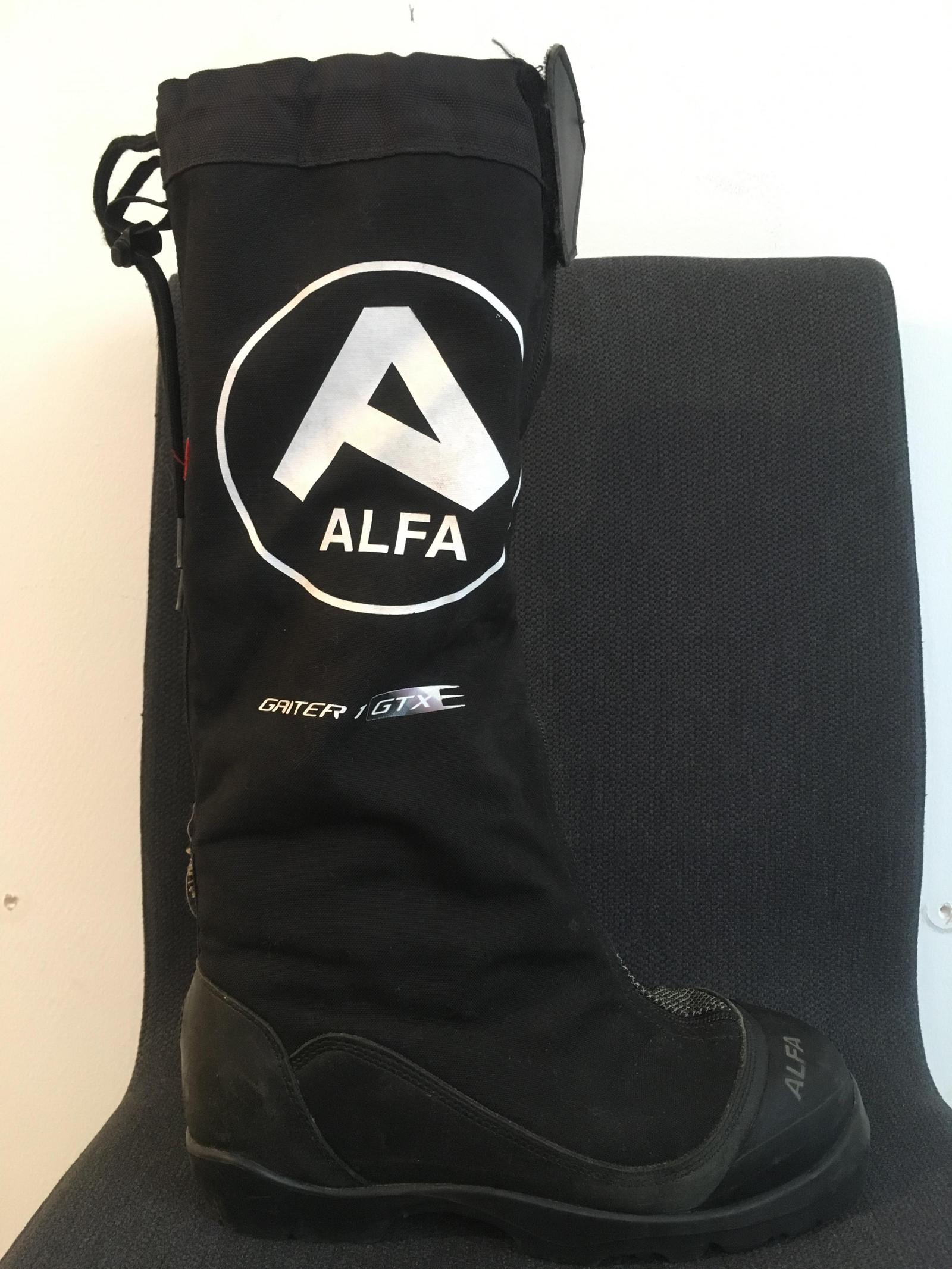 a9c4b2e0 Alfa Gaiter GTX BC str 41 | FINN.no