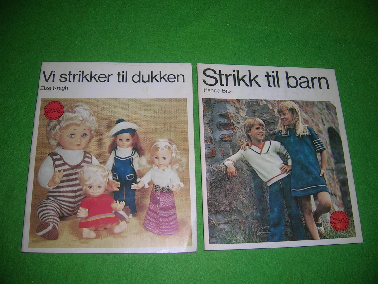 e79fb89b Bøker om strikking. Bra utvalg. | FINN.no