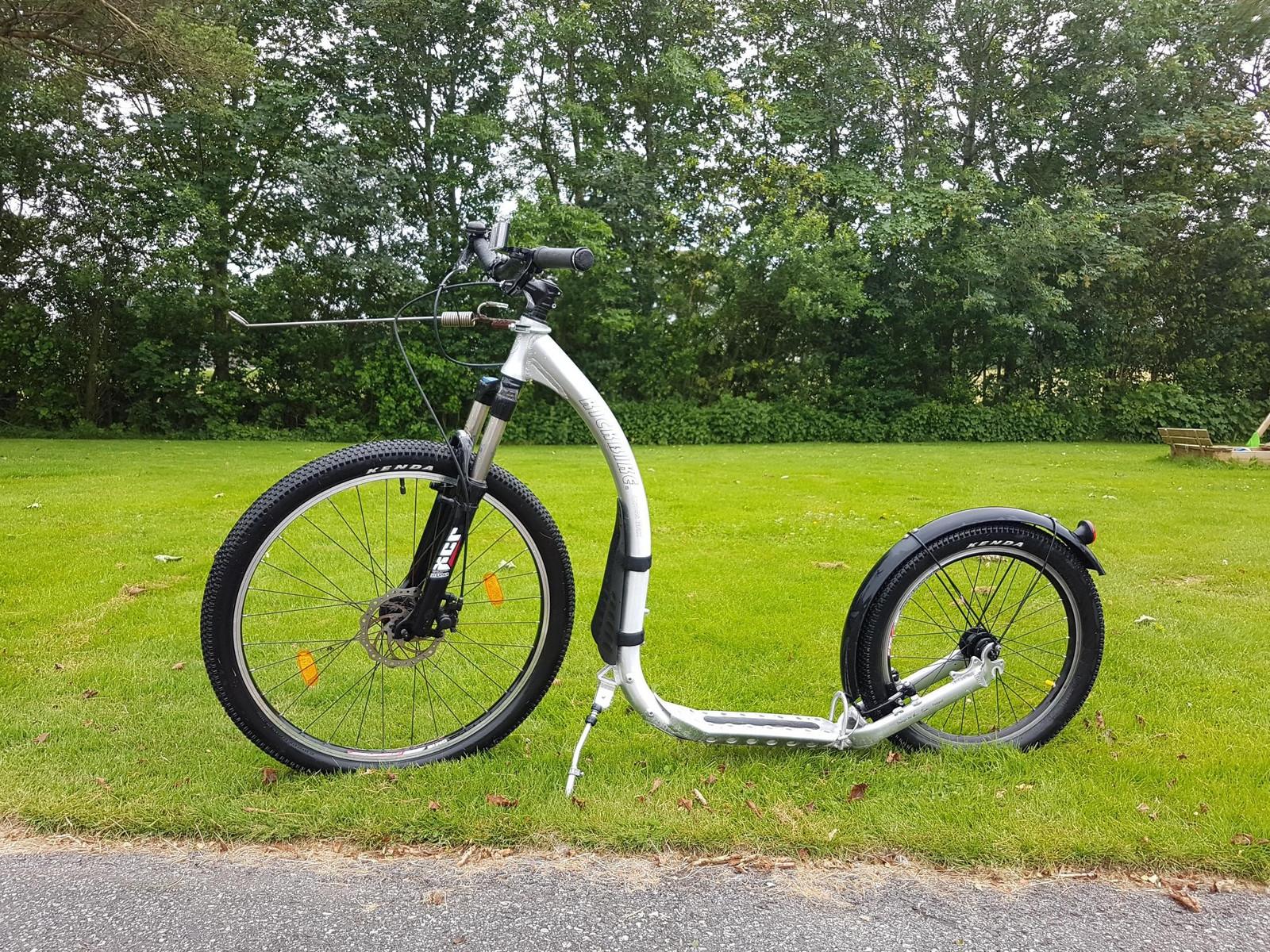 Pent brukt Kickbike Cross Max   FINN no