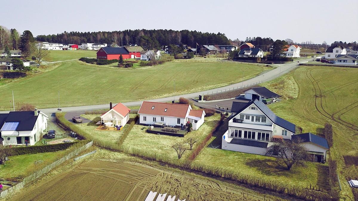 Boligtomt - helgeroa - 1 090 000,- - Leinæs & Partners