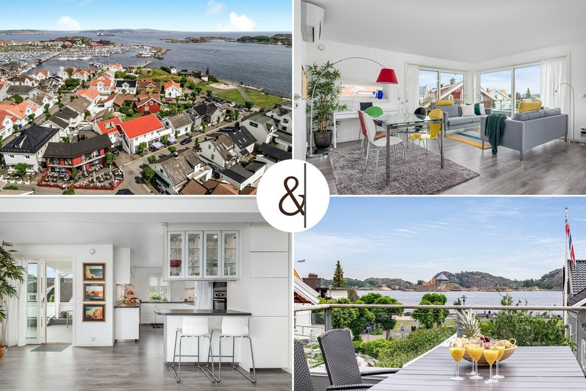Leilighet - stavern - 8 500 000,- - Leinæs & Partners
