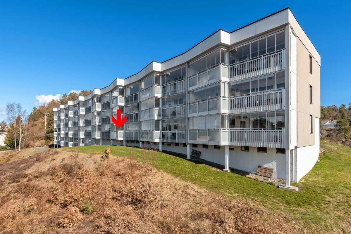 Leilighet - his - 590 000,- - Meglerhuset & Partners