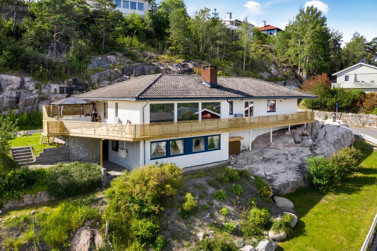Enebolig - yven - 3 990 000,- - Grimsøen & Partners