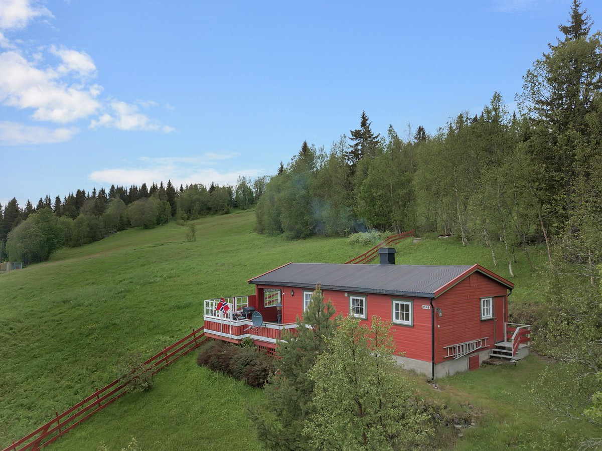 Hytte - nord-torpa - 600 000,- - Gjestvang & Partners