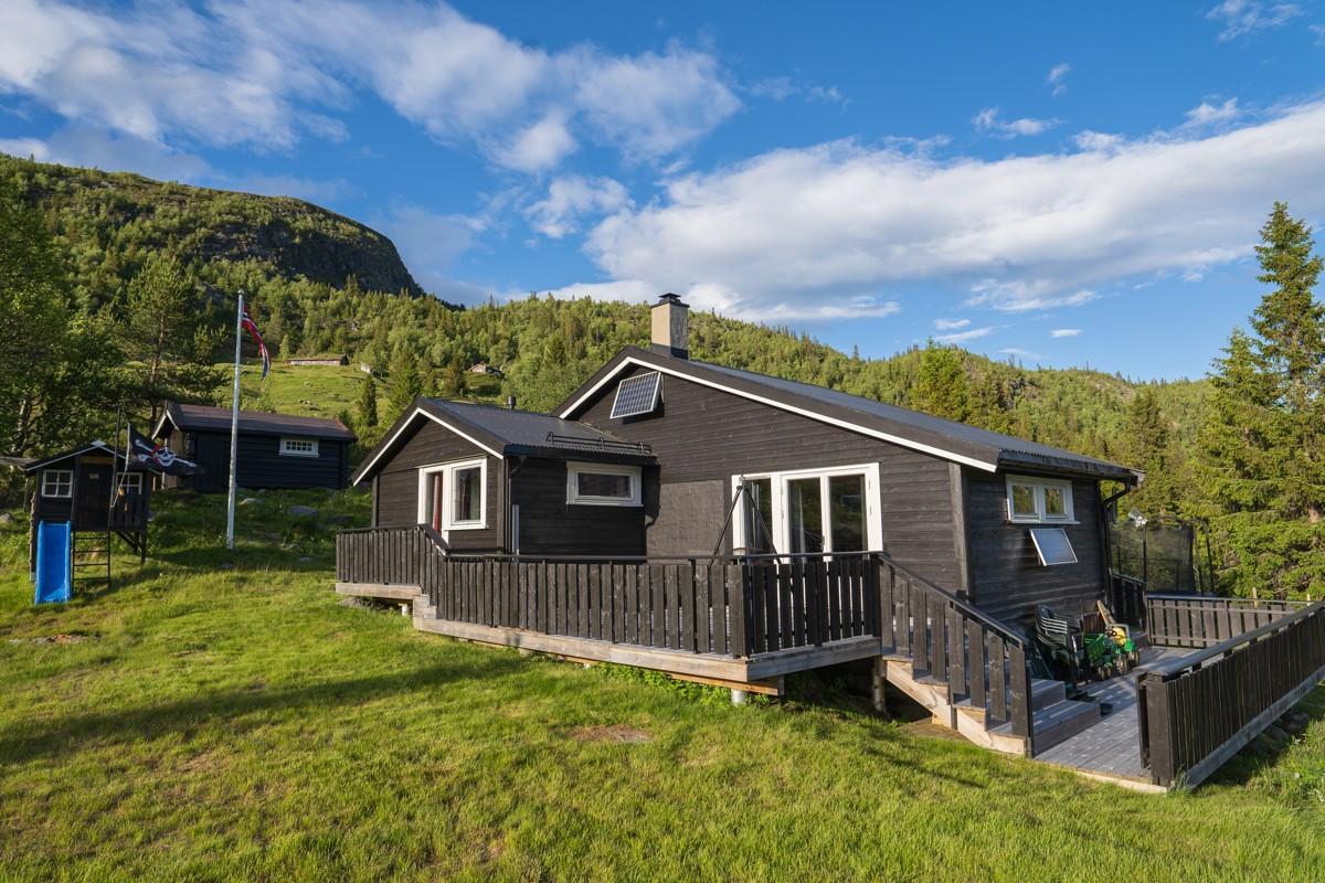 Velkommen til Bjødalen!