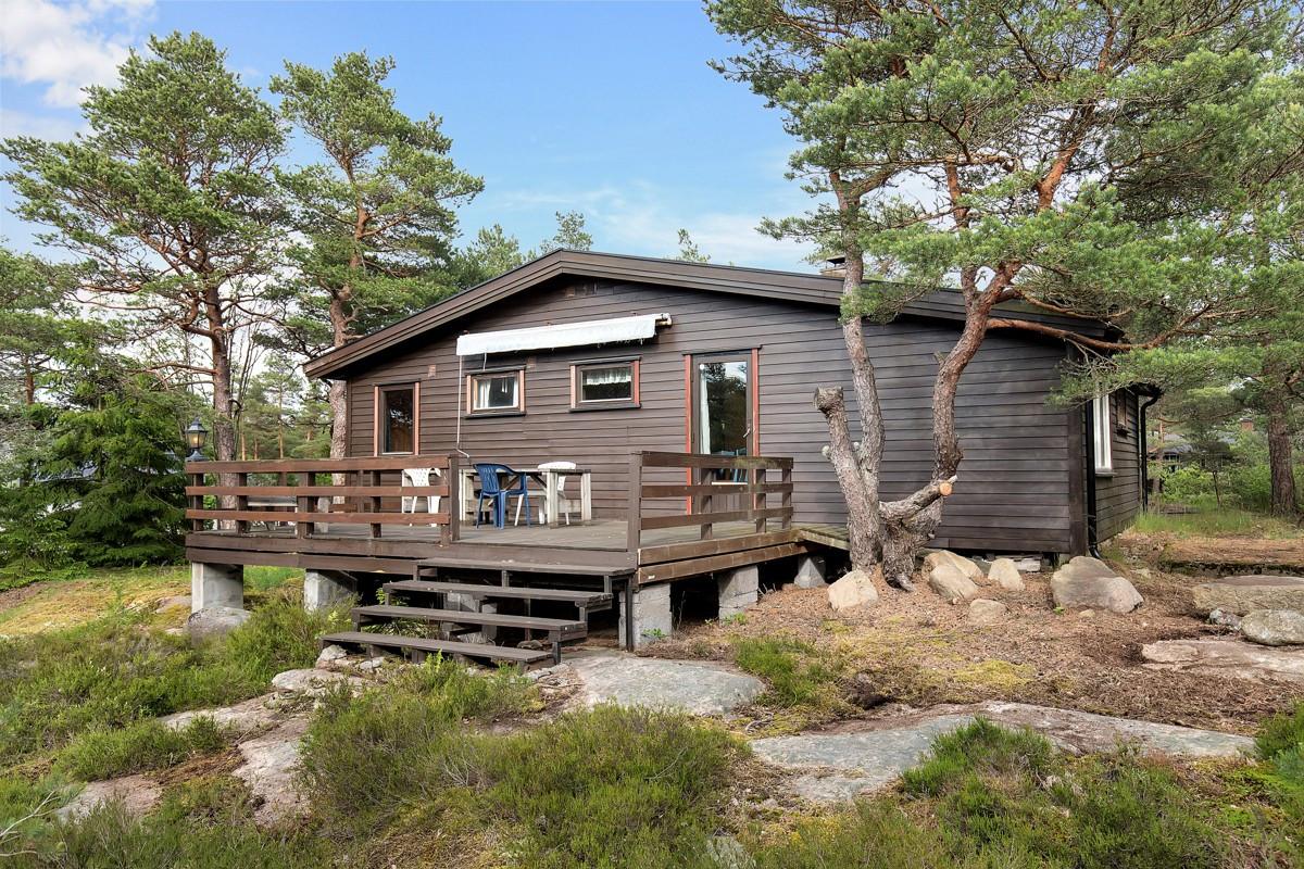 Fritidseiendom - gressvik - 2 150 000,- - Møller & Partners