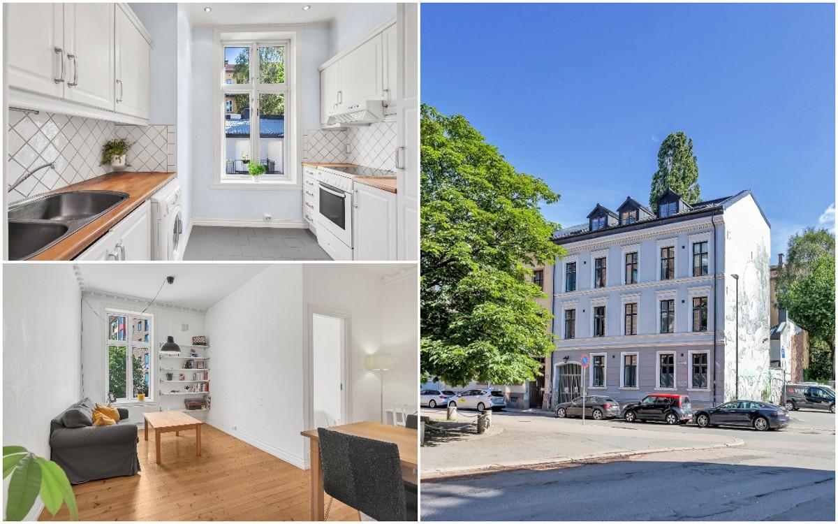 Leilighet - Gamle Oslo - oslo - 3 350 000,- - Schala & Partners