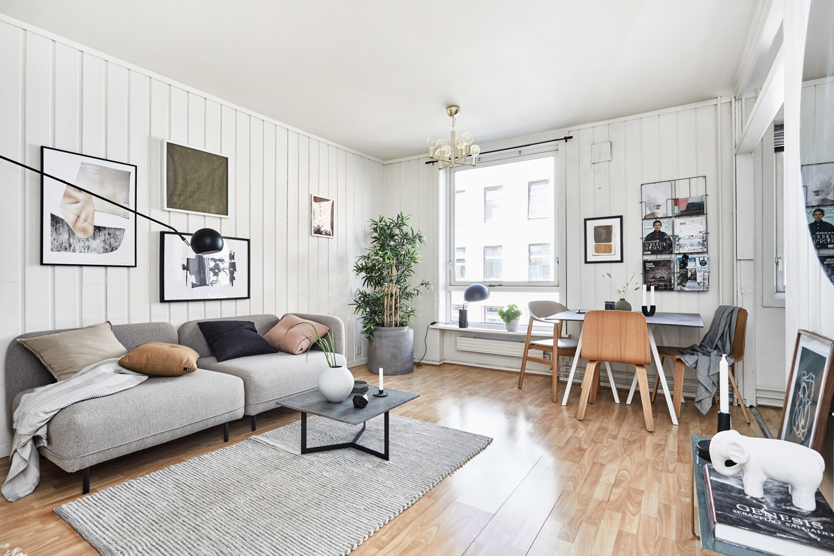 Leilighet - Grünerløkka - Sofienberg - oslo - 2 720 000,- - Schala & Partners
