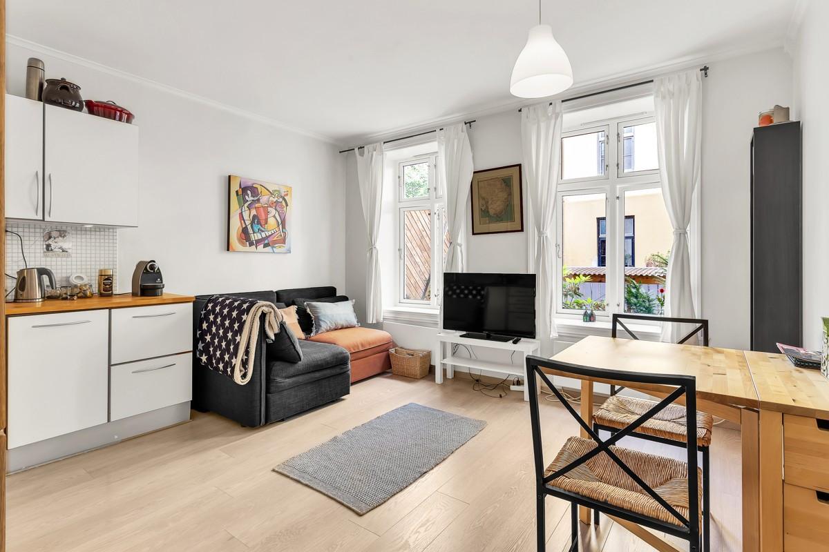 Leilighet - Gamle Oslo - oslo - 3 200 000,- - Schala & Partners