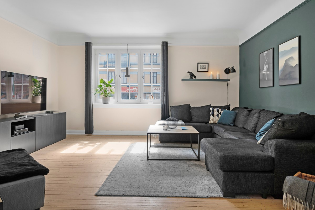 Leilighet - St. Hanshaugen - Ullevål - oslo - 5 200 000,- - Schala & Partners