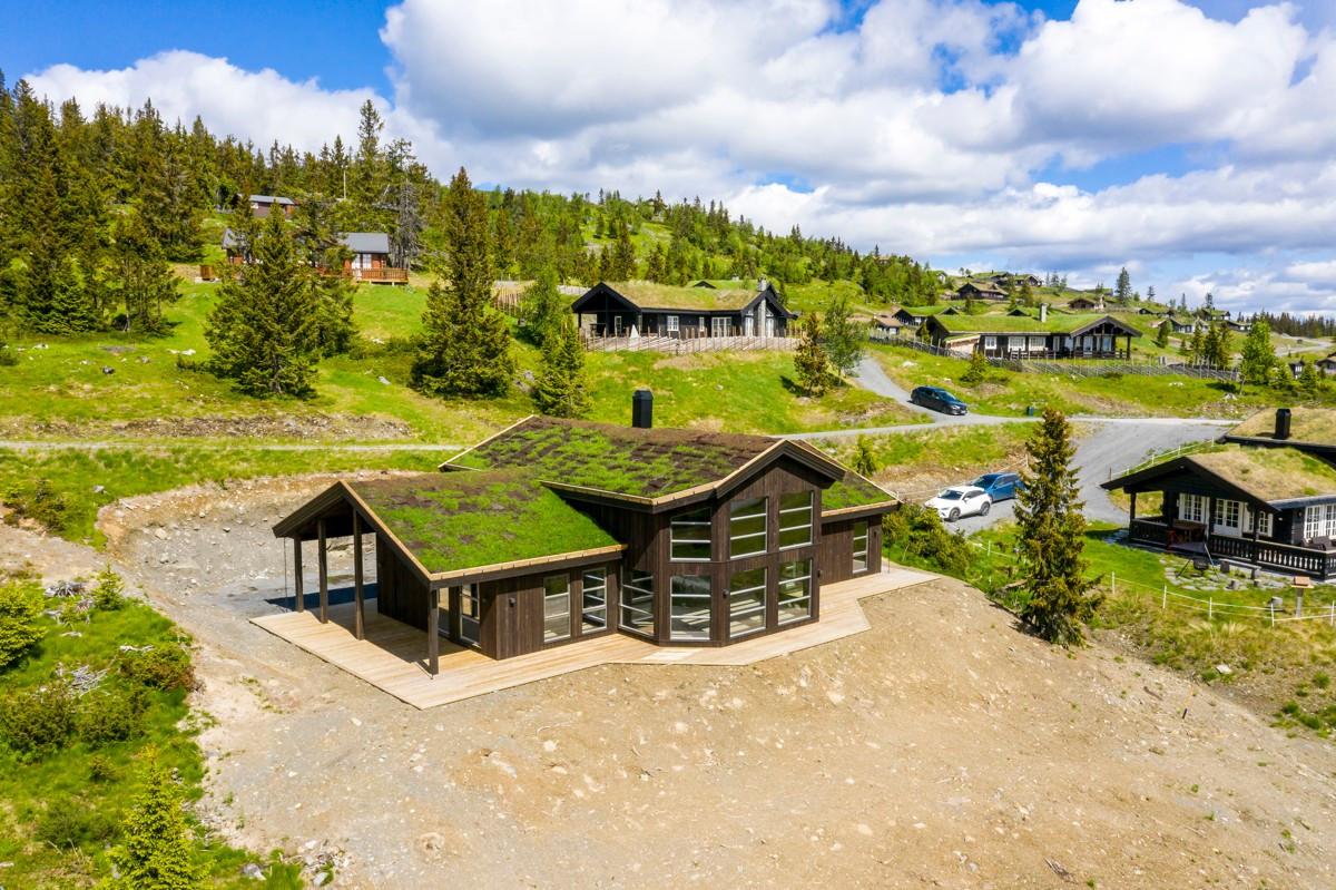Velkommen til Fjellreksla 6 i Sør-Aurdal kommune.