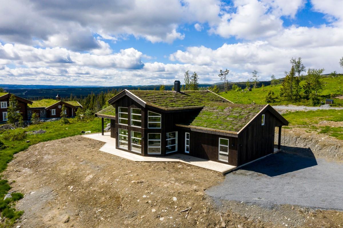 Velkommen til Ølnessetervegen 168 i Sør-Aurdal kommune.