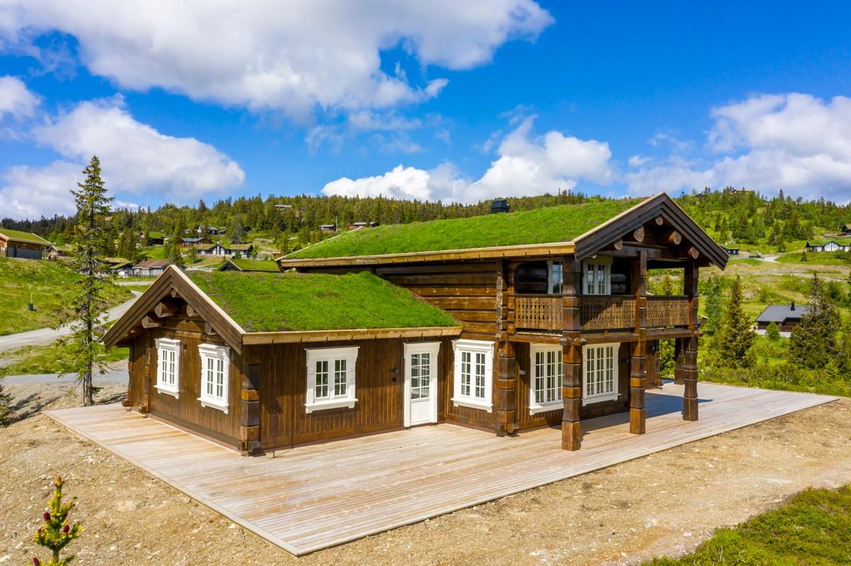Velkommen til Ølnessetervegen 167 i Sør-Aurdal kommune