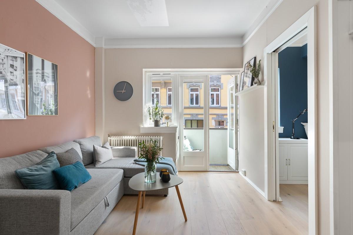 Leilighet - St. Hanshaugen - Ullevål - oslo - 2 950 000,- - Schala & Partners