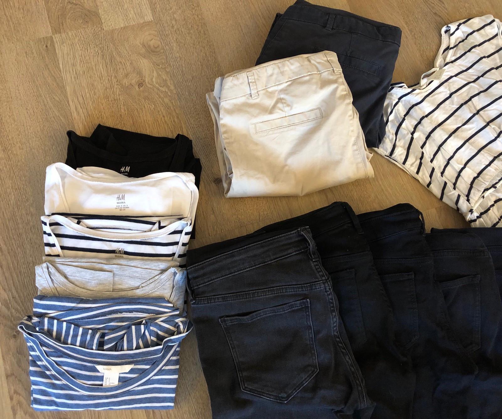 ab9e0a551 Gravidklær fra H&M og Zalando - str 36/S | FINN.no