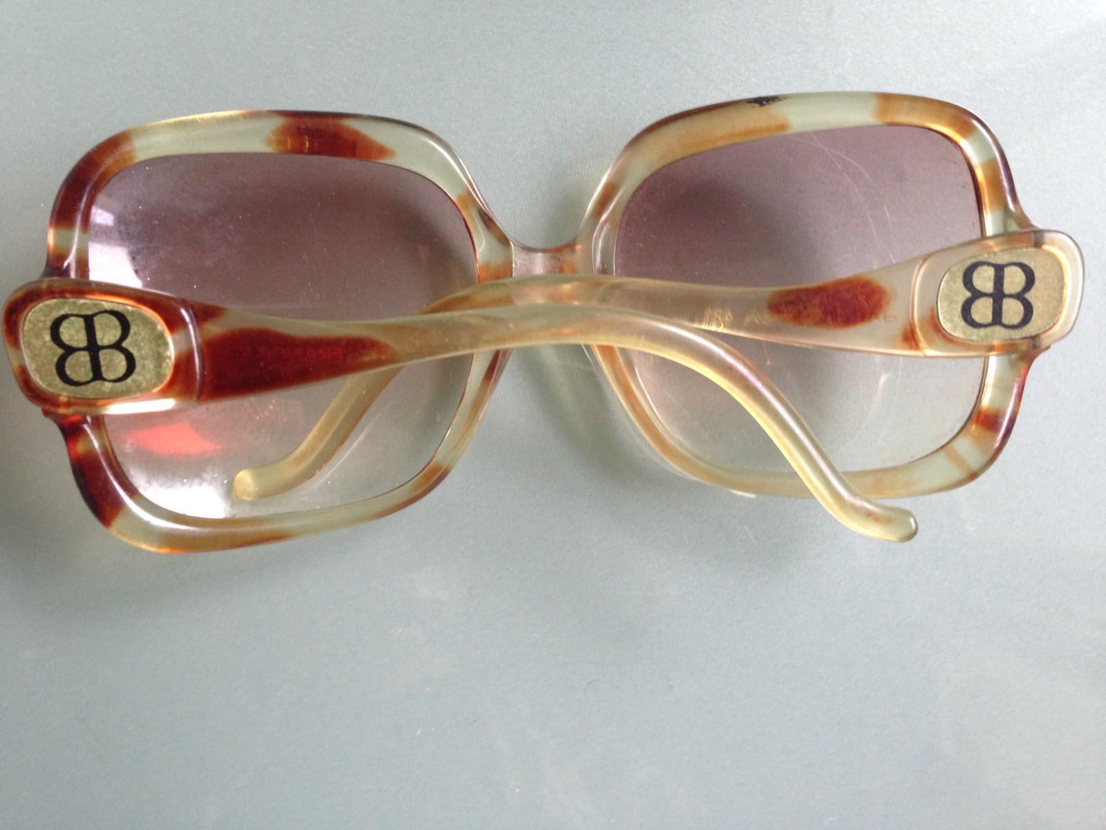 Balenciaga vintage store solbriller   FINN.no