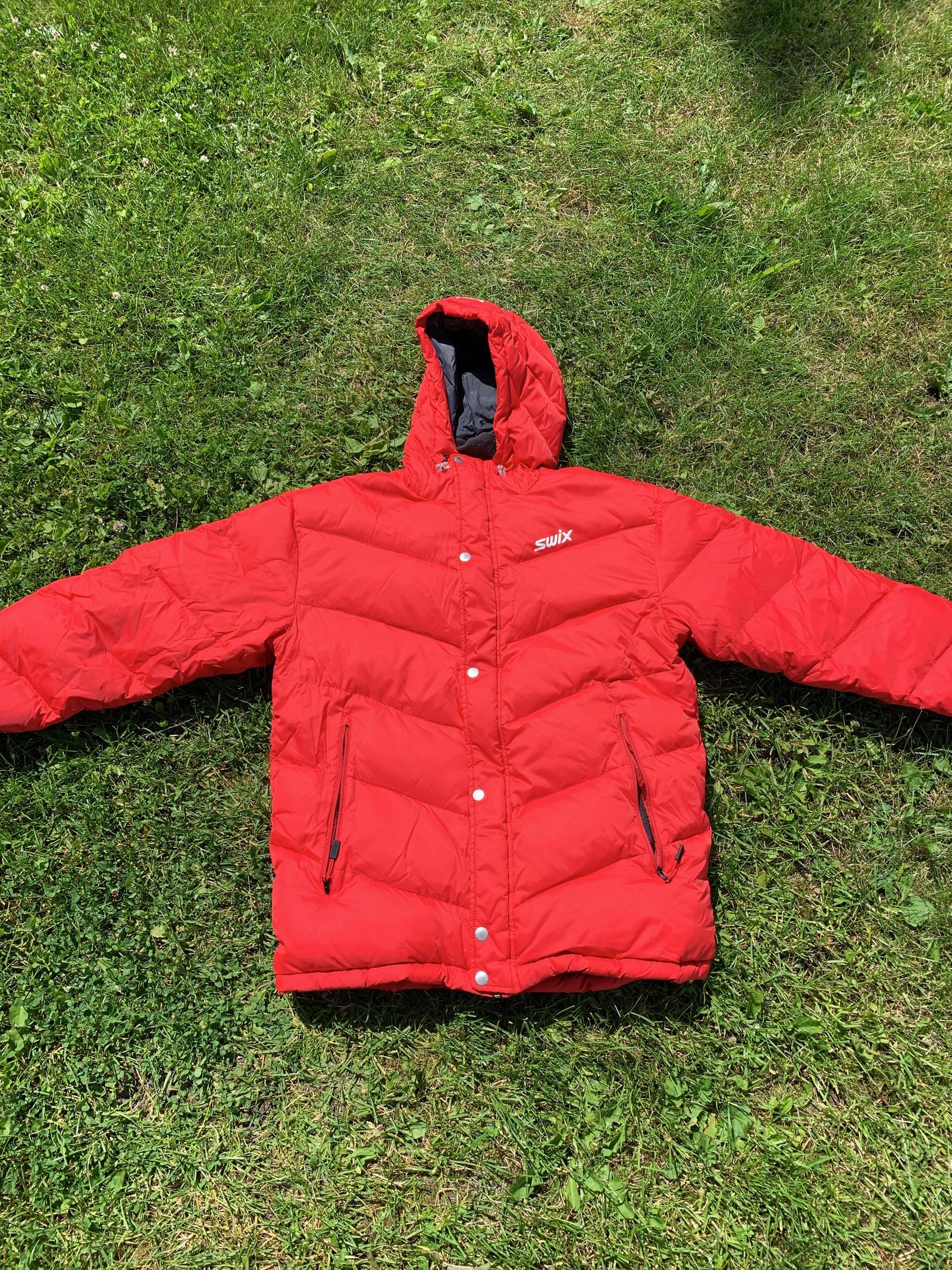 c85c898b Swix jakke rød | FINN.no