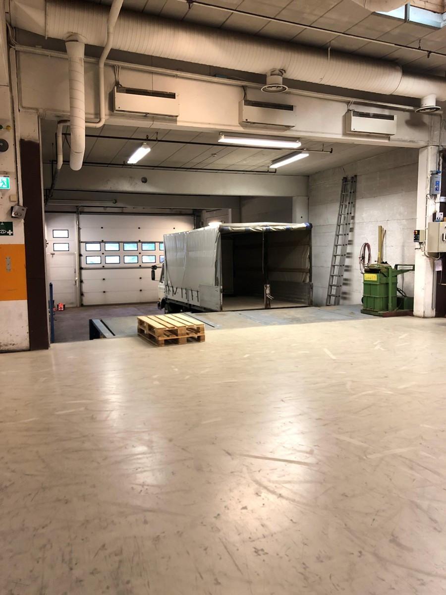 Kjøreport-/garasje-/rampe