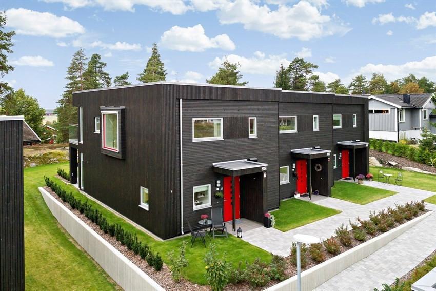 Rekkehus - grålum - 2 790 000,- - Grimsøen & Partners