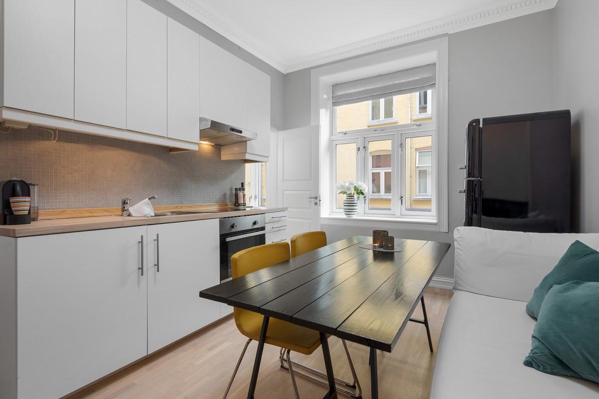 Leilighet - St. Hanshaugen - Ullevål - oslo - 2 380 000,- - Schala & Partners