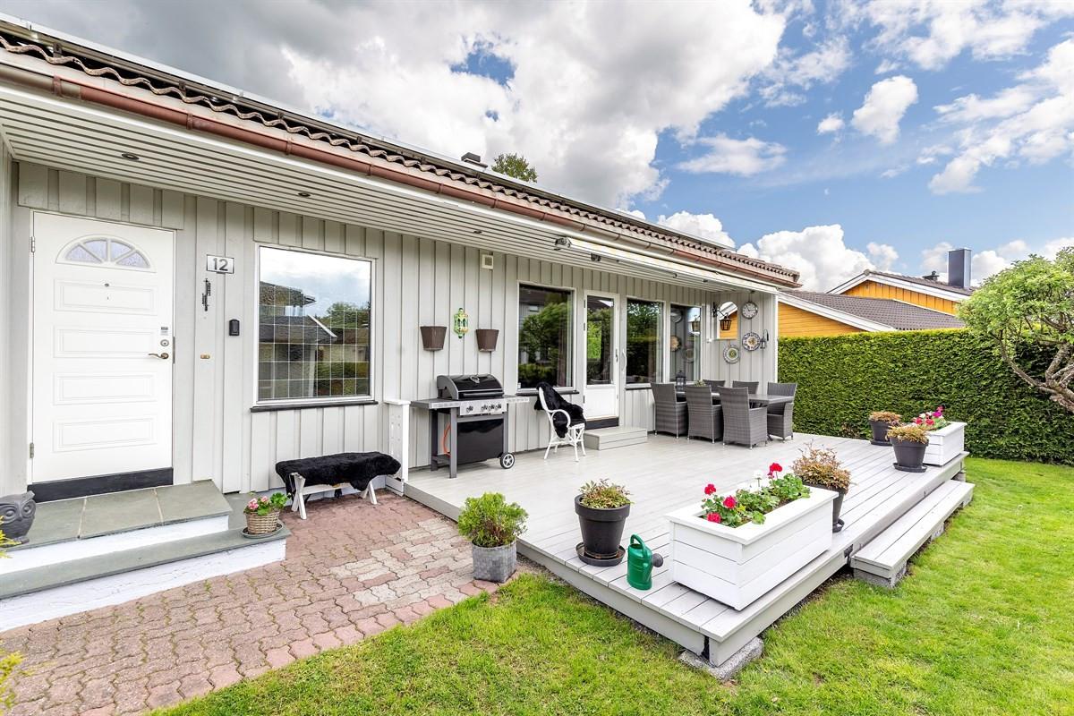 Velkommen til Haugbro terrasse 12