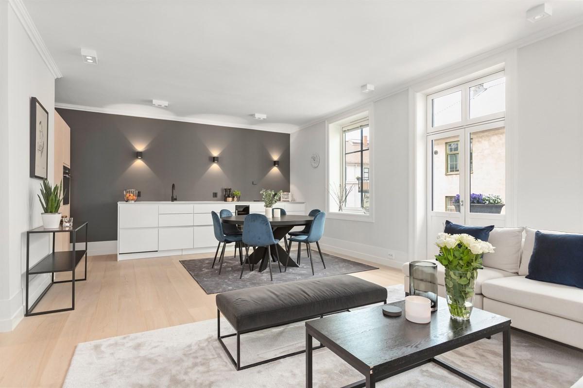 Leilighet - Uranienborg - Majorstuen - oslo - 7 600 000,- - Schala & Partners