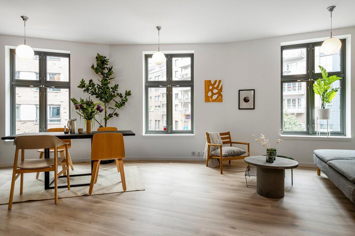Leilighet - Grünerløkka - Sofienberg - oslo - 4 550 000,- - Schala & Partners