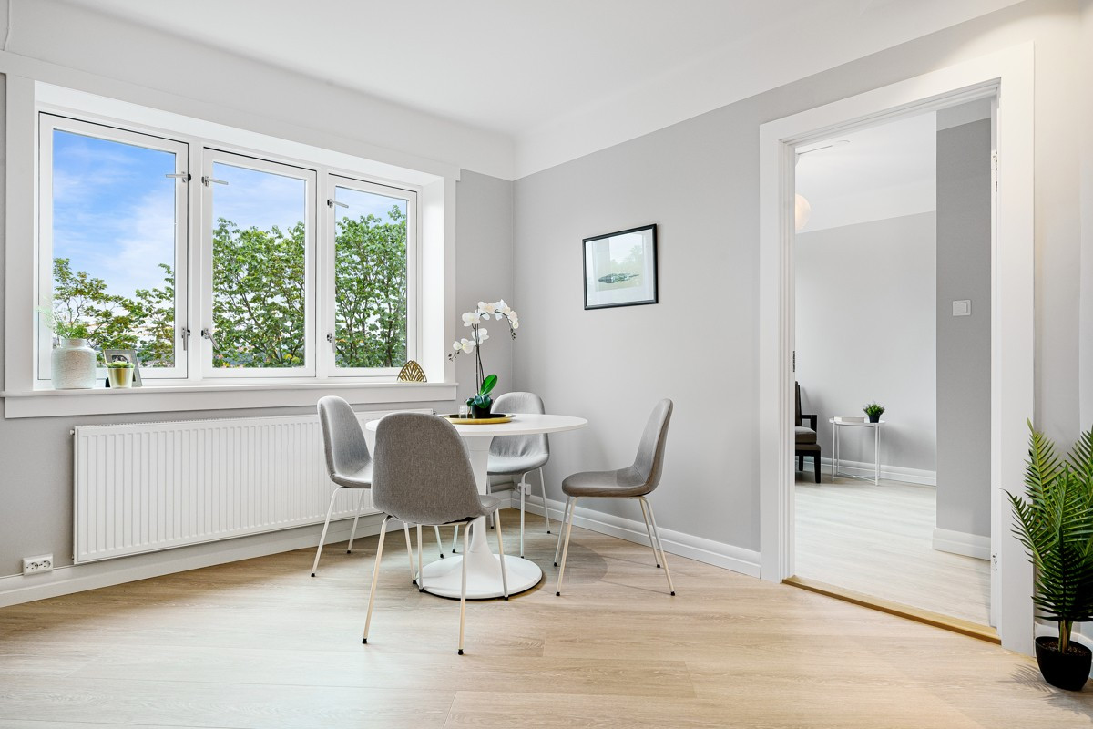 Leilighet - St. Hanshaugen - Ullevål - oslo - 4 600 000,- - Schala & Partners