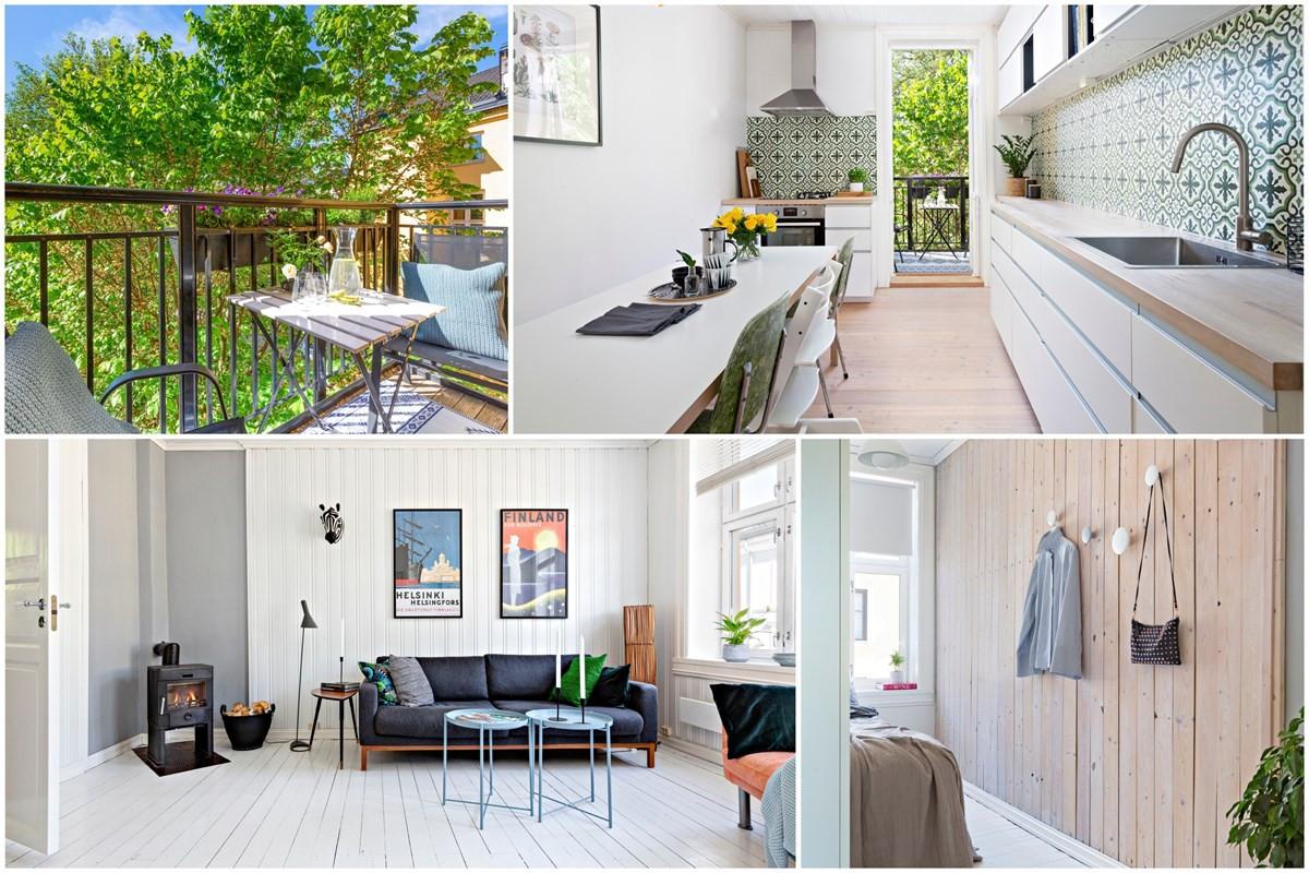 Leilighet - Gamle Oslo - oslo - 4 750 000,- - Schala & Partners