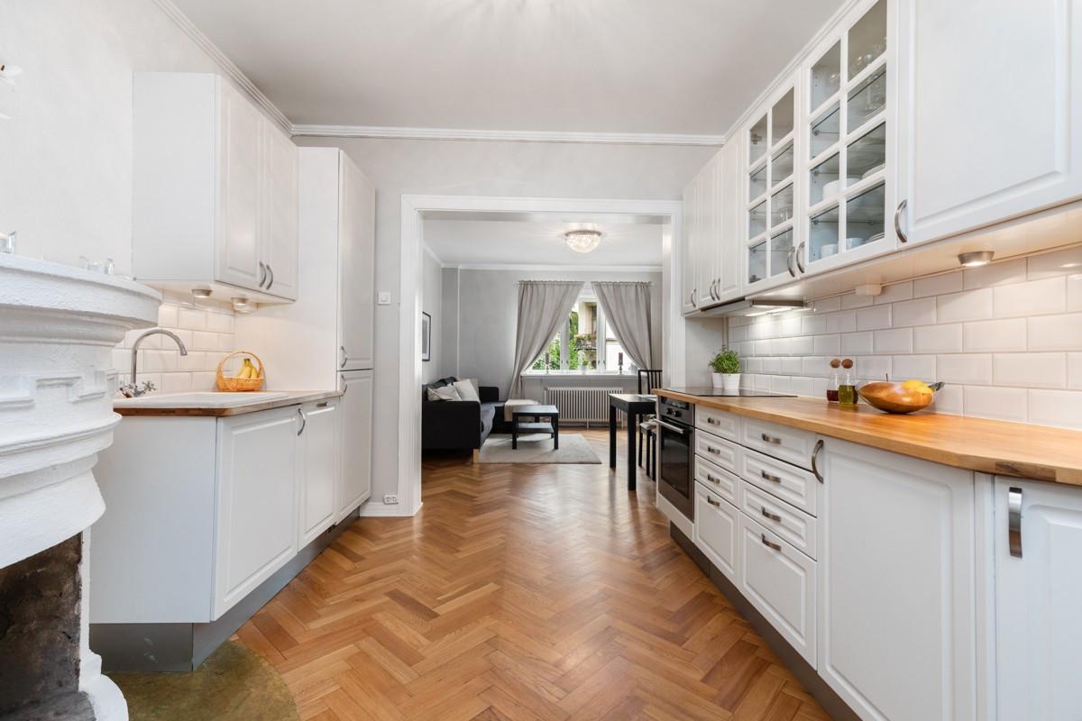 Leilighet - Bygdøy - Frogner - oslo - 5 000 000,- - Schala & Partners
