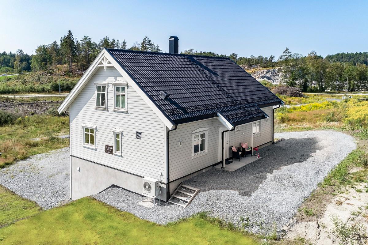 Enebolig - sponvika - 4 790 000,- - Lilledal & Partners