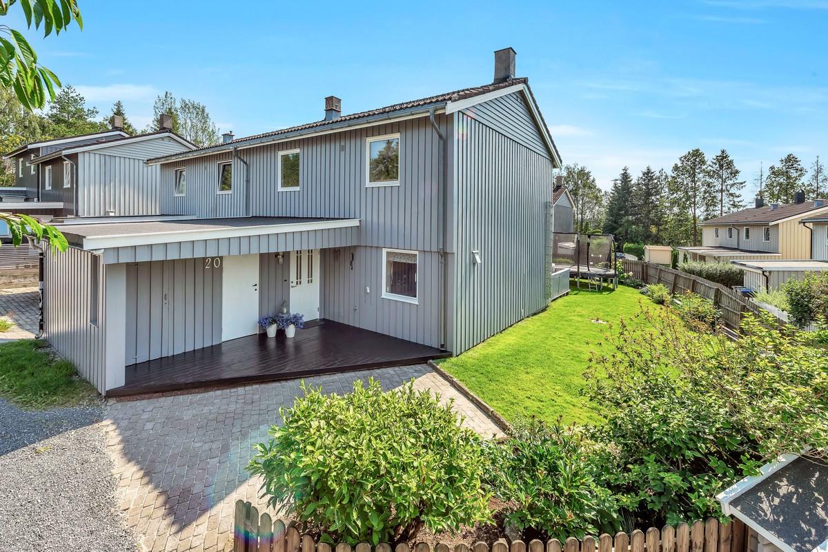 Tomannsbolig - vestby - 3 650 000,- - Sydvendt & Partners