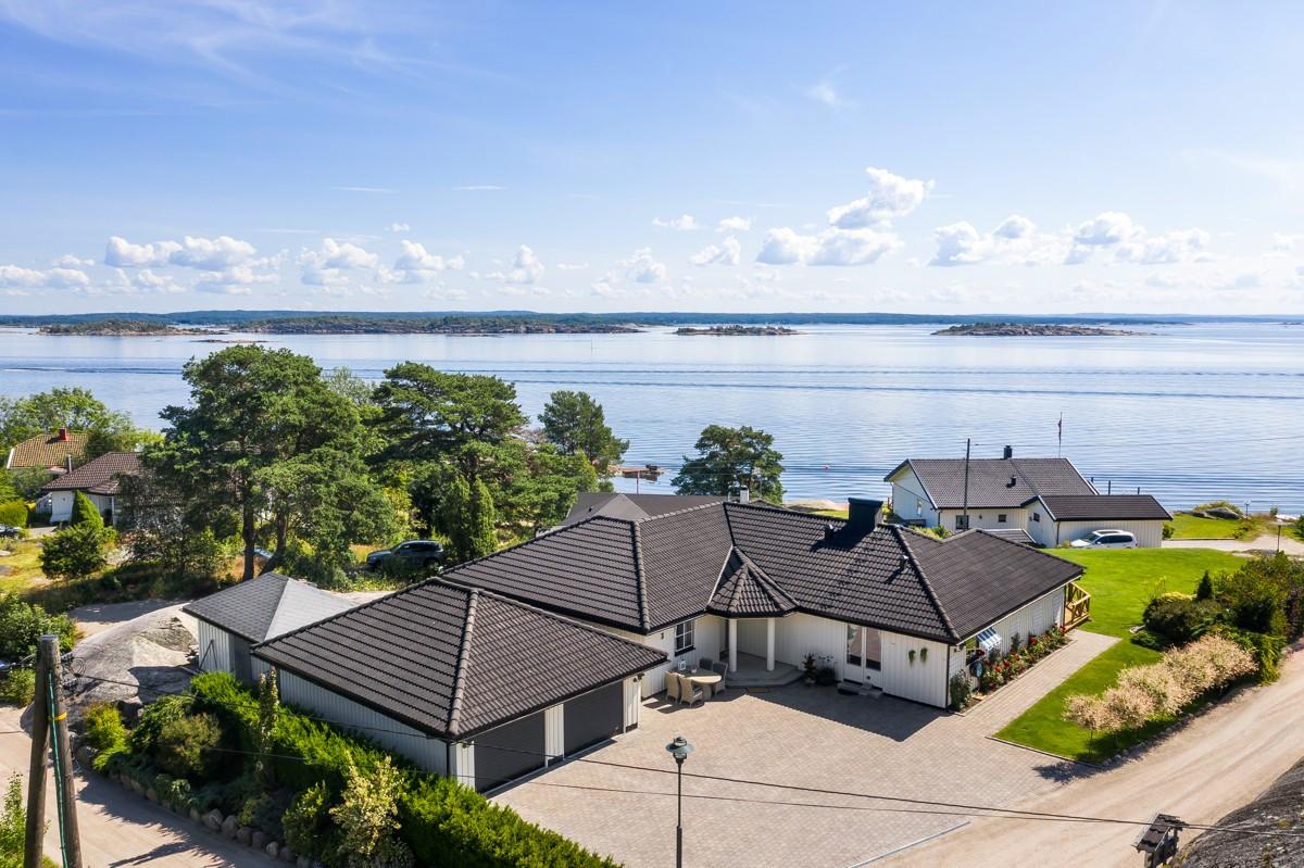 Enebolig - kråkerøy - 10 800 000,- - Møller & Partners
