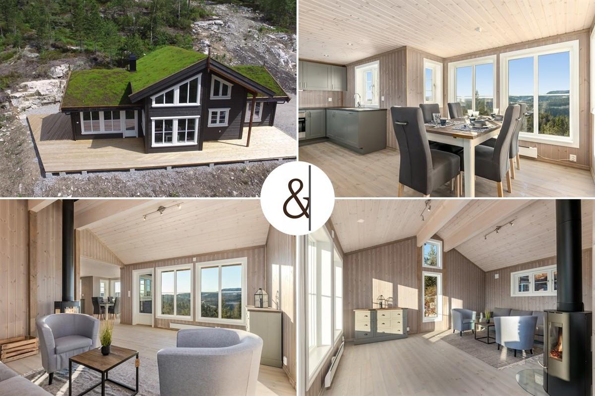 Hytte - drangedal - 3 290 000,- - Leinæs & Partners