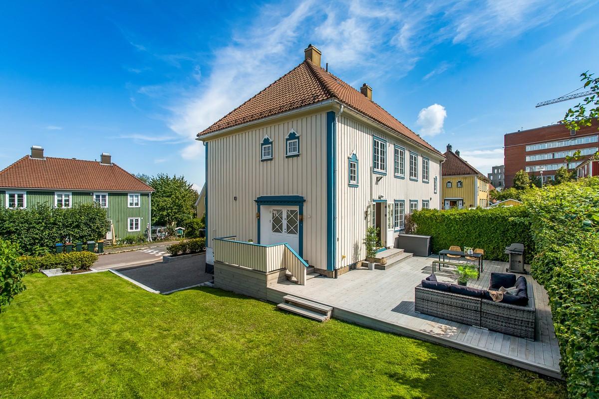 Tomannsbolig - tønsberg - 4 090 000,- - Bakke Sørvik & Partners