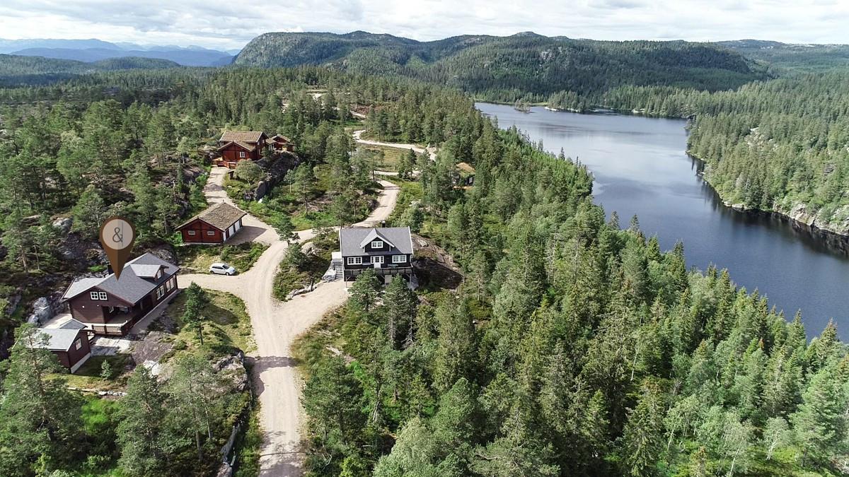 Hytte - skien - 2 475 000,- - Meland & Partners