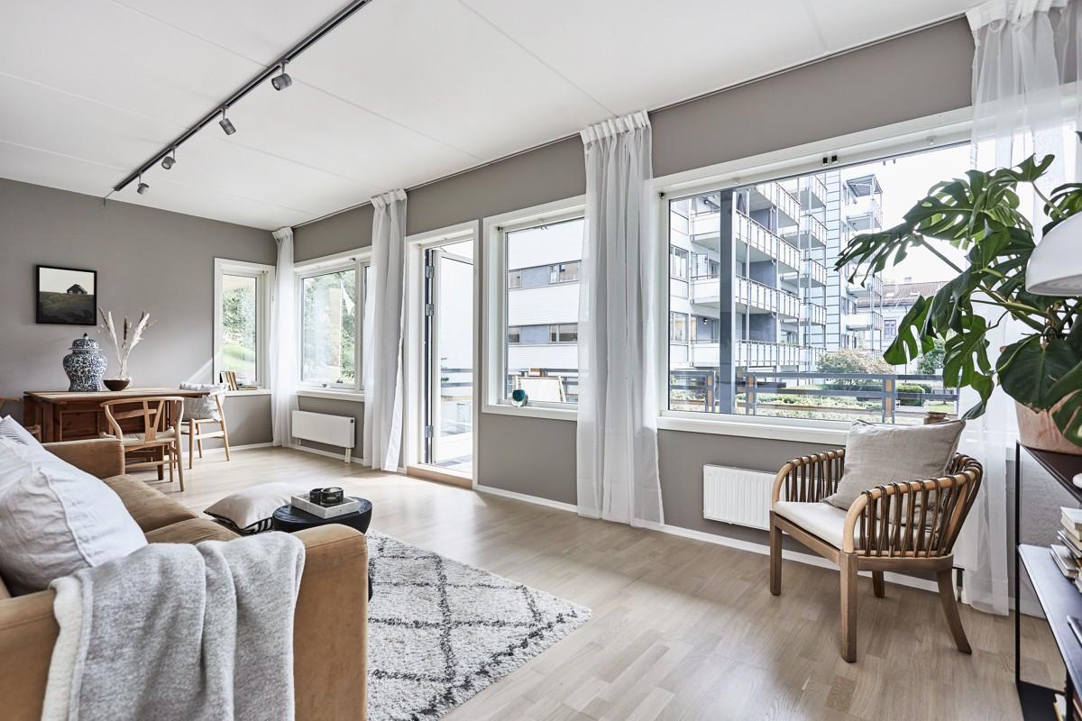 Leilighet - St. Hanshaugen - Ullevål - oslo - 4 400 000,- - Schala & Partners