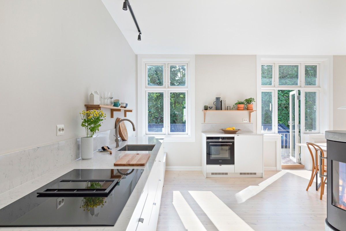 Leilighet - St. Hanshaugen - Ullevål - oslo - 8 500 000,- - Schala & Partners