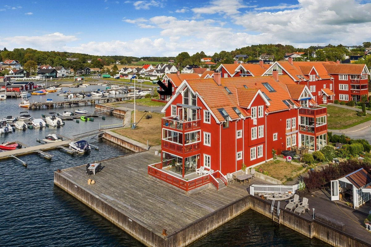 Leilighet - larvik - 6 690 000,- - Leinæs & Partners