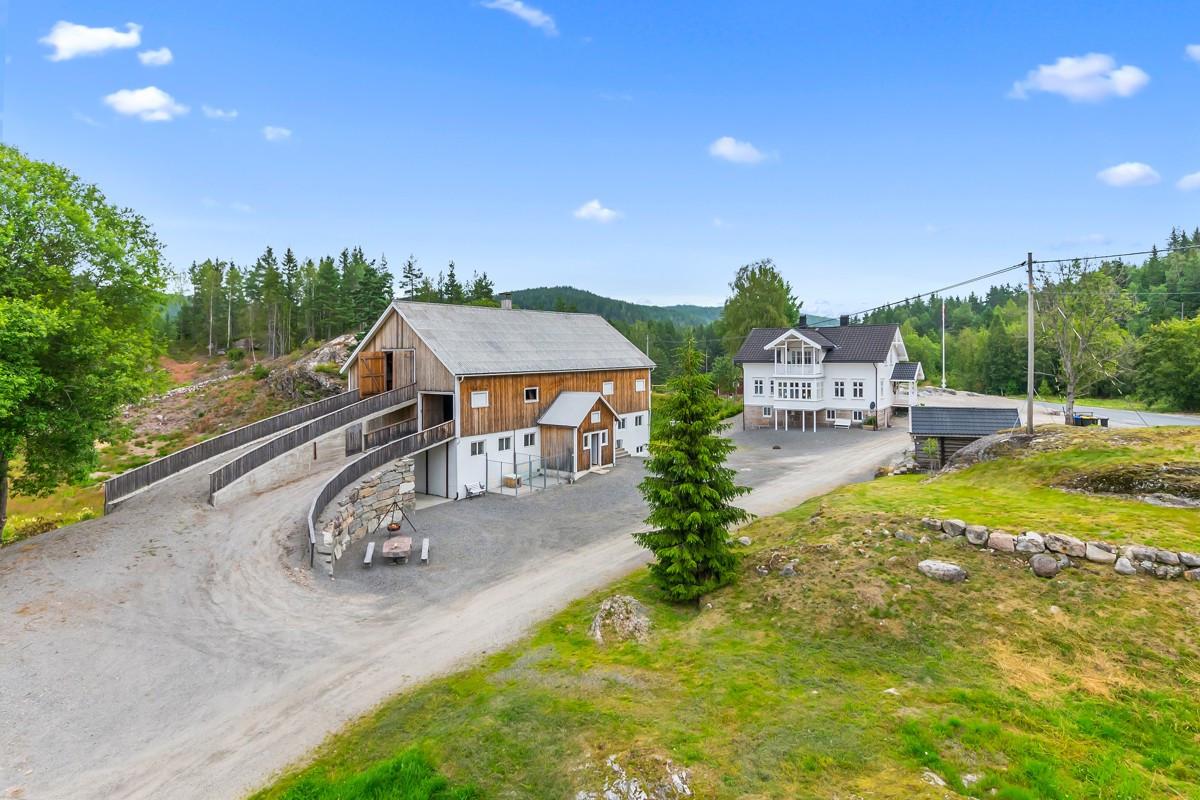 Landbrukseiendom - hynnekleiv - 5 960 000,- - Meglerhuset & Partners