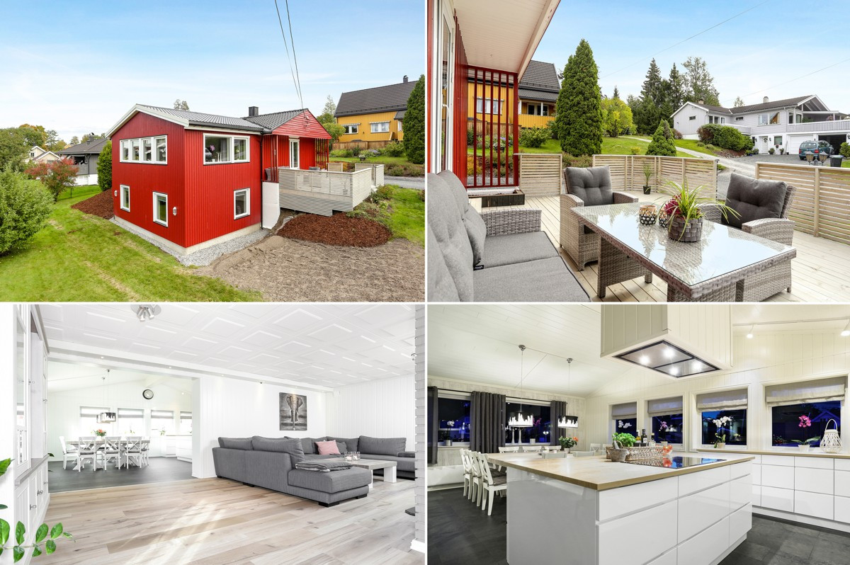 Enebolig - Vestby - vestby - 6 490 000,- - Sydvendt & Partners