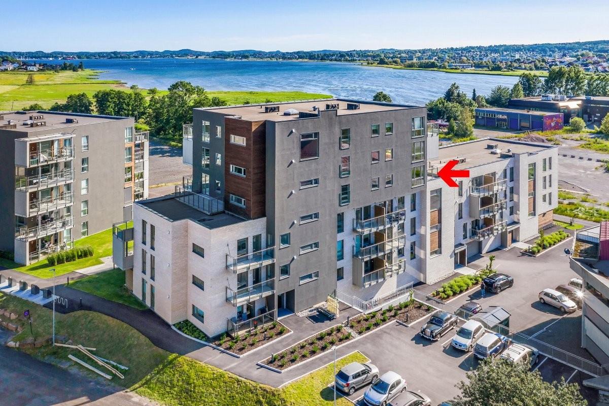 Leilighet - tønsberg - 5 490 000,- - Bakke Sørvik & Partners