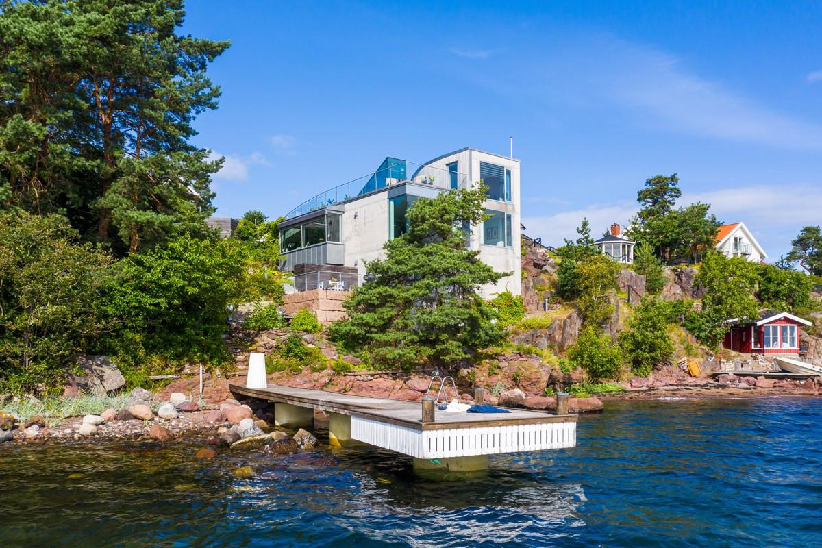 Enebolig - tønsberg - 16 000 000,- - Bakke Sørvik & Partners