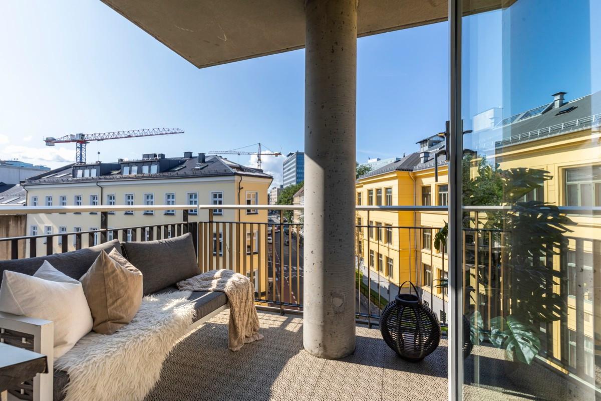 Leilighet - Grünerløkka - Sofienberg - oslo - 4 700 000,- - Schala & Partners