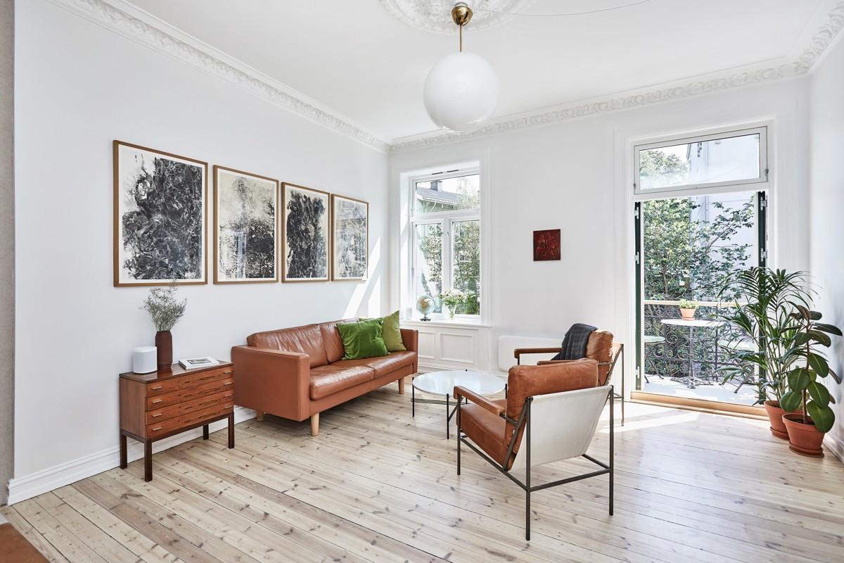 Leilighet - St. Hanshaugen - Ullevål - oslo - 6 950 000,- - Schala & Partners